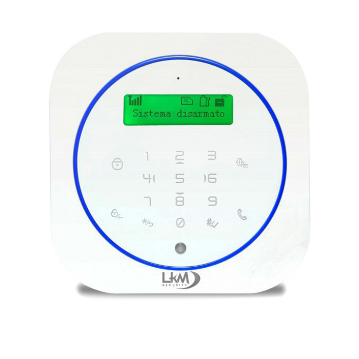 Allarme Wireless GSM KIT C5 LKM Security