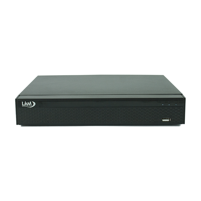 NVR 8 Channel PoE LKM Security